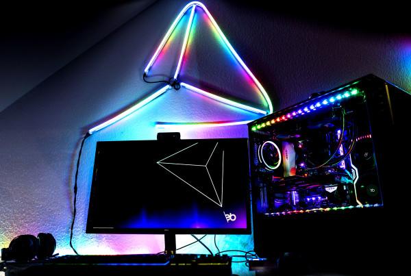 evnbetter – gaming area rainbow #1 xcd3